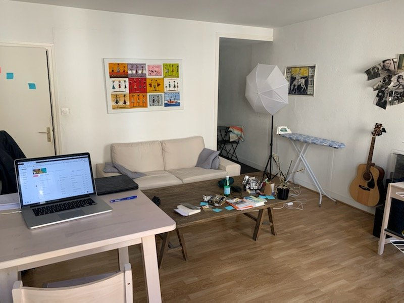 Vente appartement T2  à BORDEAUX - 2